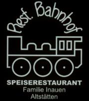 Restaurant Bahnhof Altstätten Logo